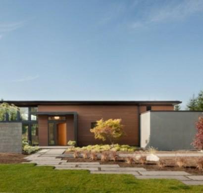 moderne architektur in der pr rie h user mit nachhaltigem design. Black Bedroom Furniture Sets. Home Design Ideas