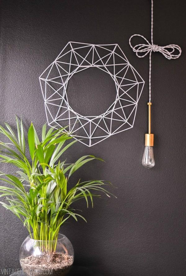 moderne dekoartikel hängelampe glühbirne