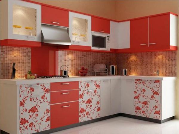 modul küchenmöbel designideen küche farbig