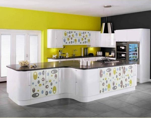 modulküchen designideen schöne küche