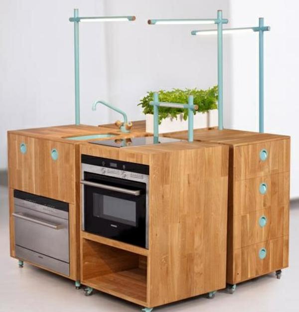 modul küchenmöbel eingebaute geräte ofen spüle