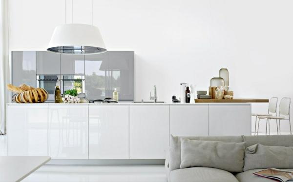 modulküchen küchen design pendelleuchte