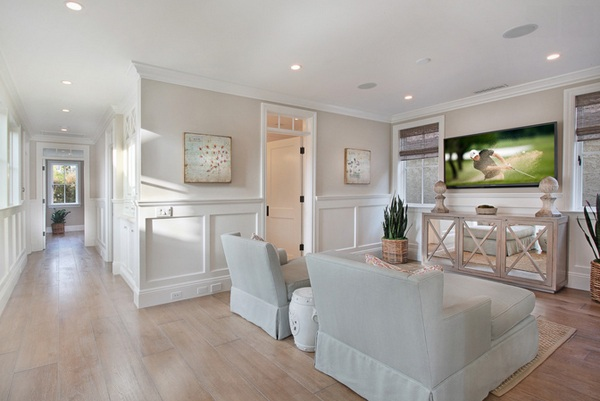 moderne wohnzimmermöbel spiegelfläche holzkommode spiegeltüren