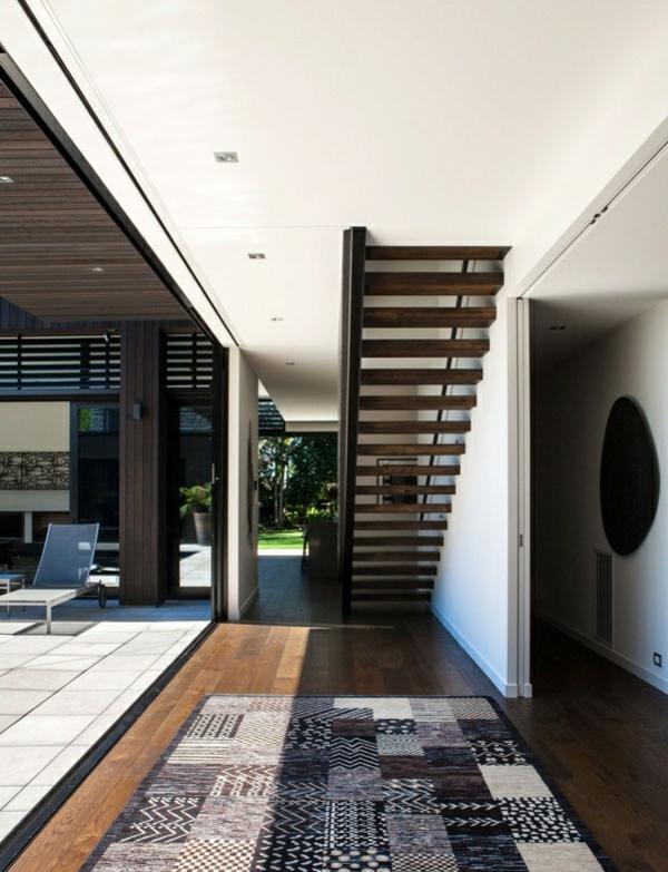 modernes haus mit nachhaltigem design in neuseeland. Black Bedroom Furniture Sets. Home Design Ideas