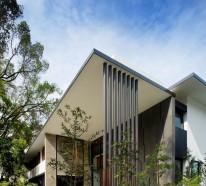 Modernes Haus in Singapur – Screen Haus von den K2LD-Architekten