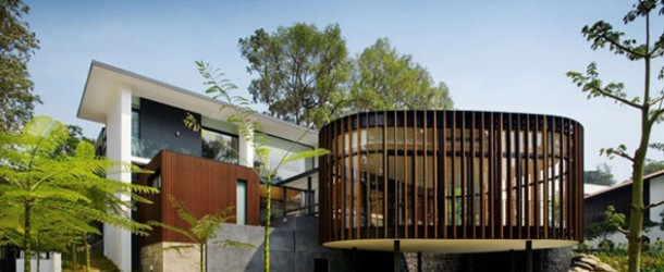 modernes haus singapur screen house k2ld architekten