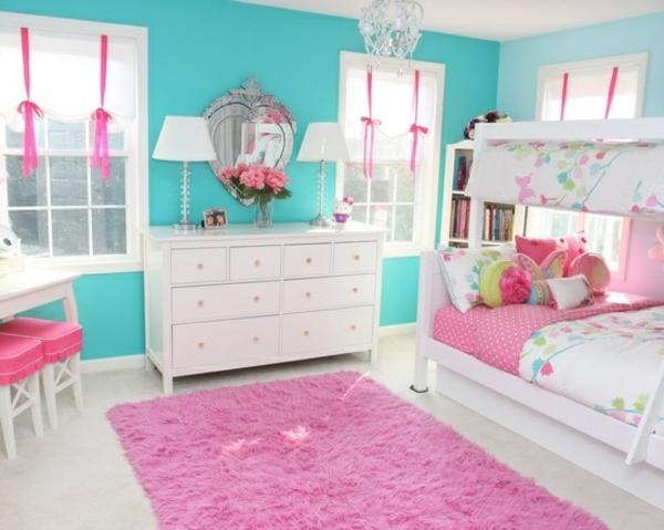 Verdunkelungsrollo kinderzimmer bunte muster und ideen for Kinderzimmer rosa