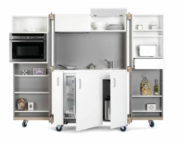 modul küchenmöbel designideen küche weiß