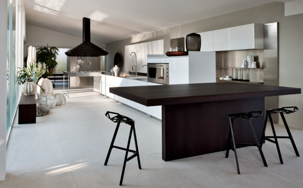modulküchen küchen design materialien
