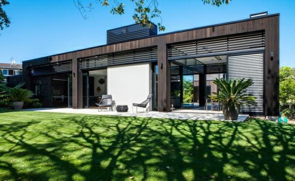 neuseeland architektenhaus außenbereich gestalten nachhaltige architektur