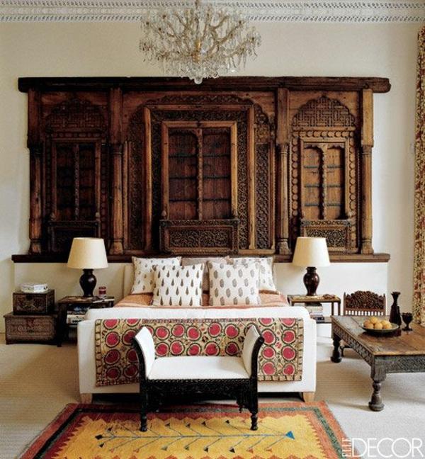 Farbgestaltung schlafzimmer orientalisch ~ Orientalisches Schlafzimmer