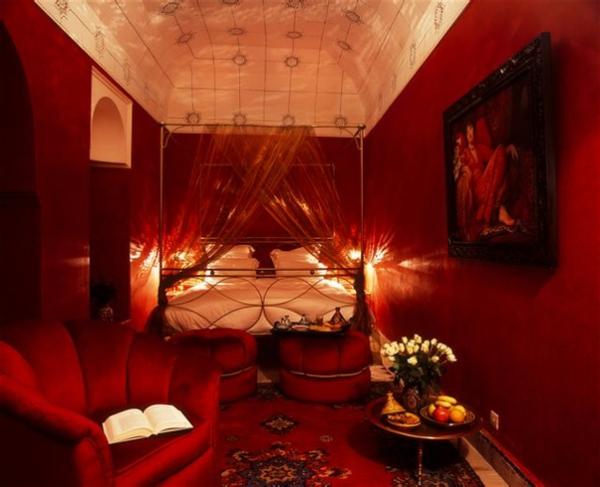 orientalische schlafzimmer – kazanlegend, Schlafzimmer