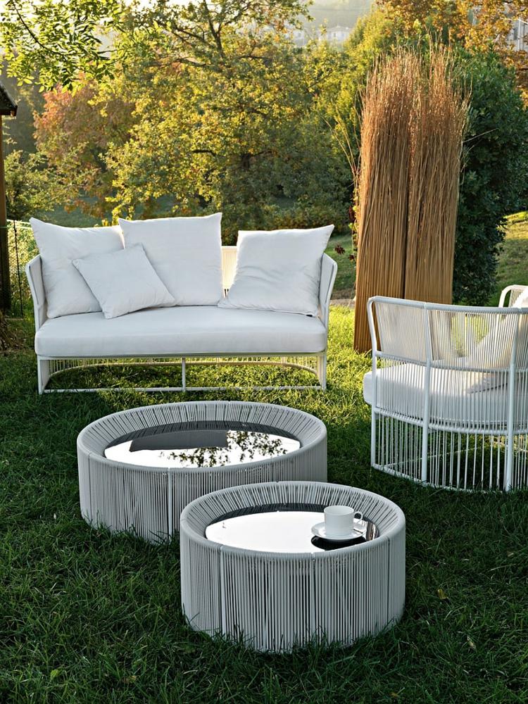 outdoor lounge möbel tibaldo kolektion varaschin designer möbel