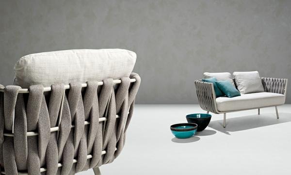 elegante lounge möbel outdoor sofa sessel
