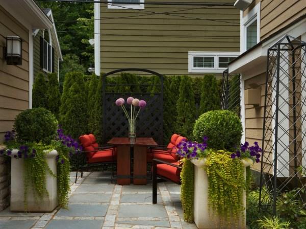 gartendesign pflanzenlexikon  outdoor möbel dekoration