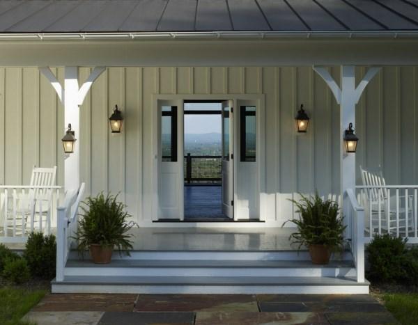 terrassengestaltung pflanzenlexikon  beleuchtung laternen