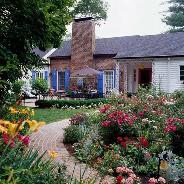 Vorgartengestaltung ideen kreative designideen für ihr ...