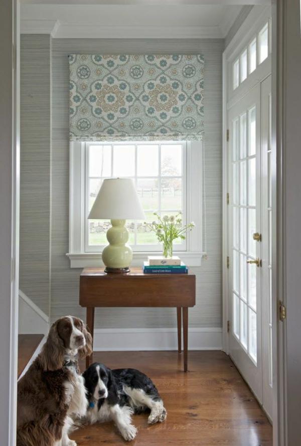 faltrollo n hen wie kann man eine raffrollo selbst basteln. Black Bedroom Furniture Sets. Home Design Ideas