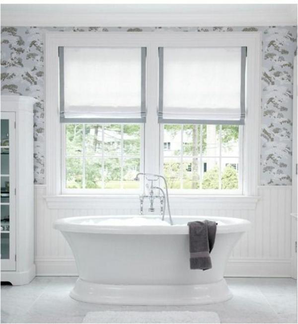Fenster rollo f r badezimmer