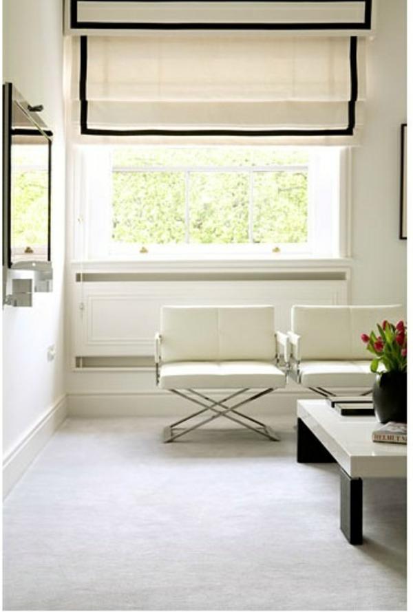 atemberaubend raffrollo wohnzimmer galerie die besten. Black Bedroom Furniture Sets. Home Design Ideas