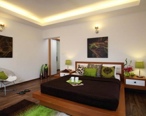 Schlafzimmer design orientalische inspiration beleuchtung - Schlafzimmer orient ...