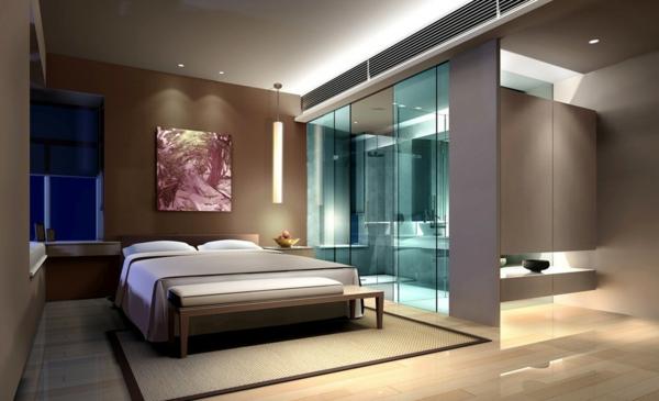 schlafzimmer einrichten deko ideen schlafzimmer spiegel