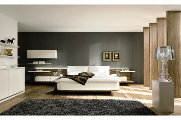 schlafzimmer einrichten deko ideen decke