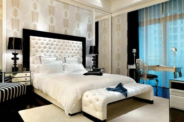 schlafzimmer einrichten deko ideen schlafzimmergestaltung