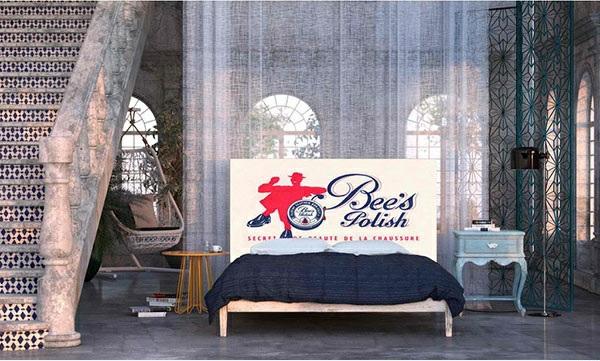 schlafzimmer einrichtungsideen im orientalischen stil bettkopfteil