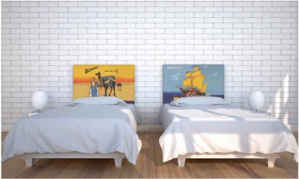 bett kopfteil designs und interieurentscheidungen von noyo. Black Bedroom Furniture Sets. Home Design Ideas