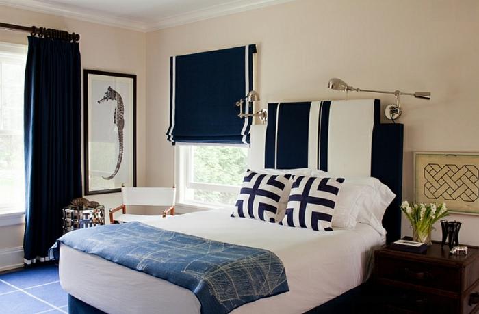 raffrollos - praktischer fenster sichtschutz für ihr zuhause, Schlafzimmer ideen