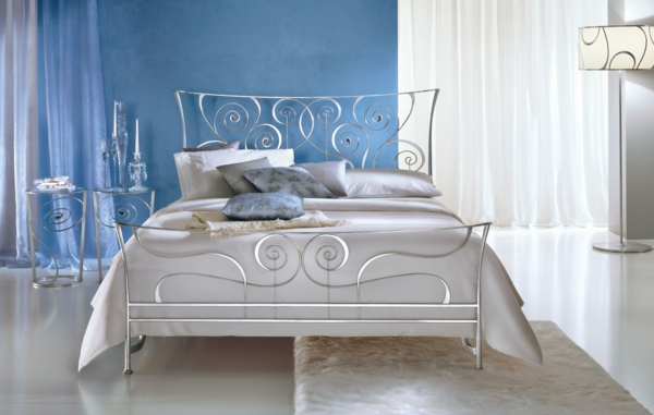 schlafzimmer grau blau ihr traumhaus ideen. Black Bedroom Furniture Sets. Home Design Ideas