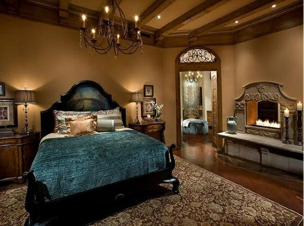 schlafzimmer ideen im traditionellen stil - 15 beispiele, Schlafzimmer ideen
