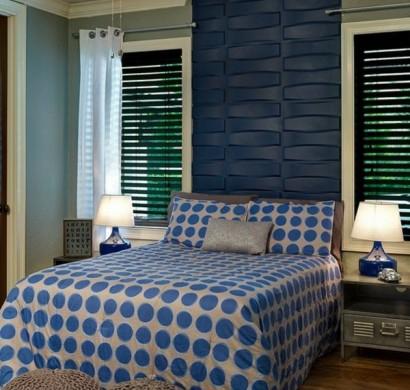 Schlafzimmer ideen modern blau  Schlafzimmer modern blau ~ Übersicht Traum Schlafzimmer