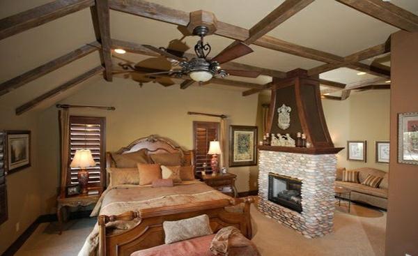 Schlafzimmer ideen im traditionellen stil 15 beispiele for Wandfarbe pastellgelb