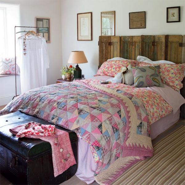 schlafzimmereinrichtung farben gestalten mädchenhaft