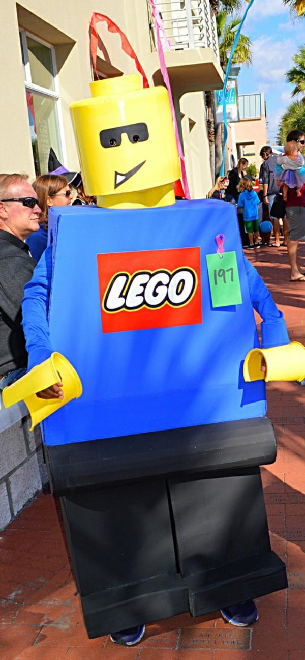 selbstgemachte kostüme lego inspiration diy projekte