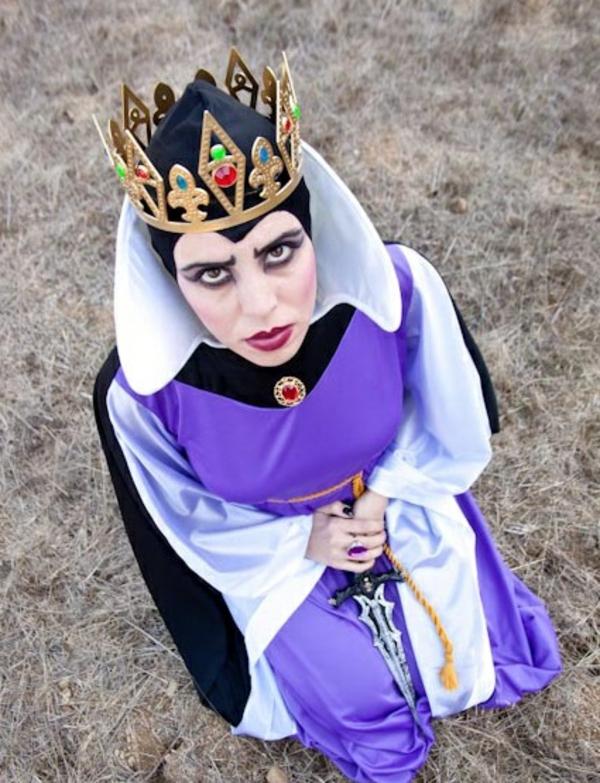 selbstgemachte kostüme schneekönigin diy projekte cool