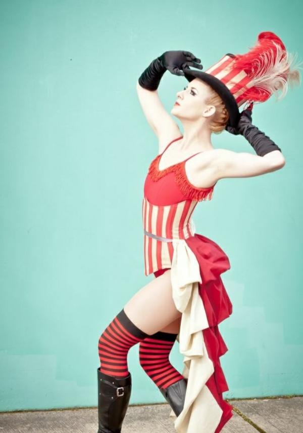 selbstgemachte kostüme zirkus diy projekte