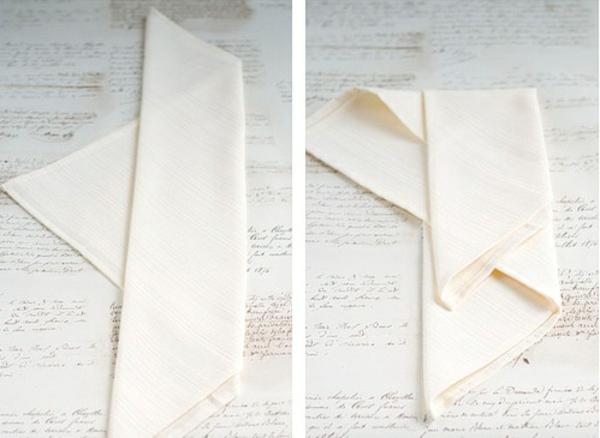 servietten-tischdeko-ideen-papierfaltkunst-stoffserviette