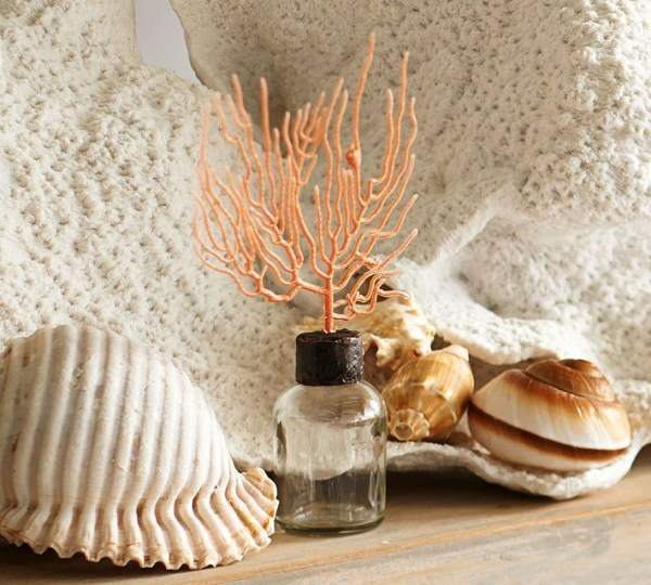 dekoideen innendesign dekorative flasche