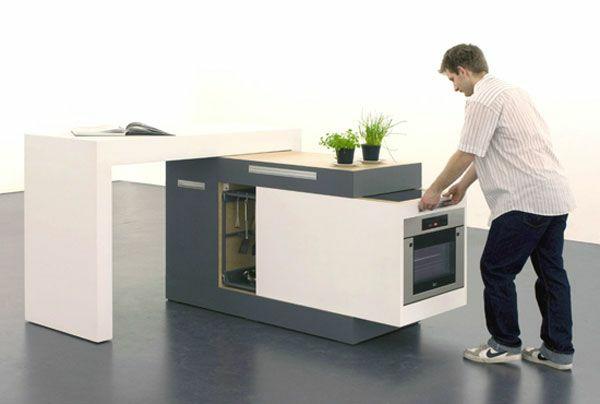 modul küchenmöbel designideen küche eingebaute geräte