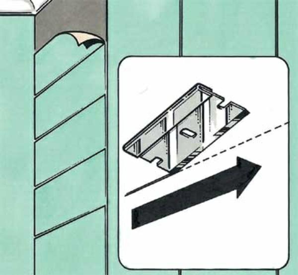 tapeten entfernen wie kann man die tapeten richtig abl sen. Black Bedroom Furniture Sets. Home Design Ideas
