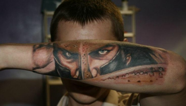 Cool Tattoos 3D - Inspirational Designs and Designs