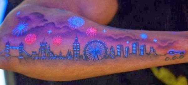 Ist Der Schwarzlicht Tattoo Eigentlich Gefahrlos