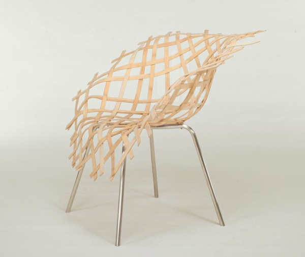 bambus möbel deko stuhl designideen