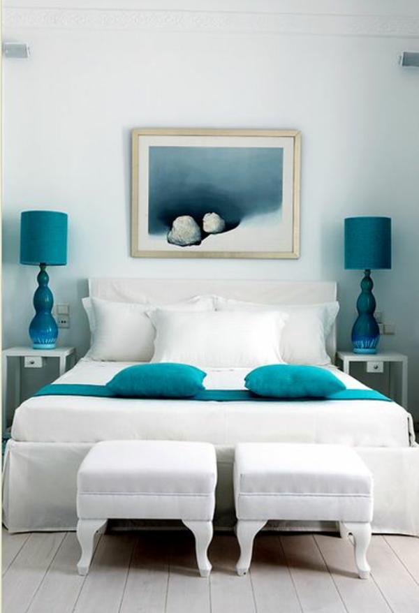 tolle-jugendzimmer-für-mädchen-blau-und-weiß