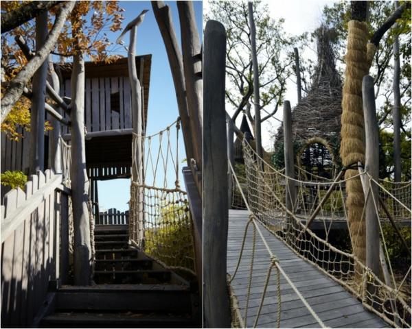spielplatz garten architektur für kinder