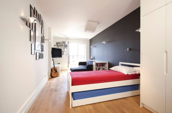 trendy einrichtungsideen jugendzimmergestaltung etagenbett