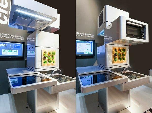 modulküchen designideen küche schön